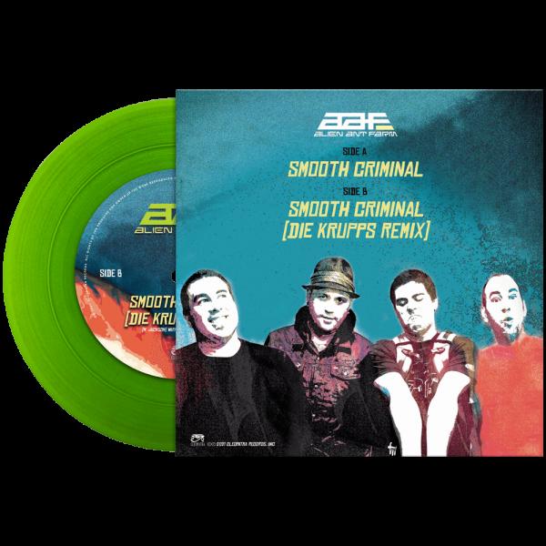 "Alien Ant Farm (Limited Edition Colored 7"" Vinyl)"