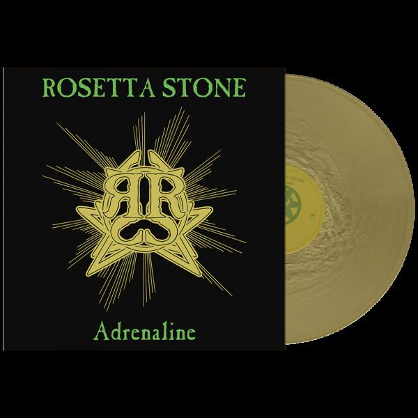 Rosetta Stone - Adrenaline (Limited Edition Colored Vinyl)