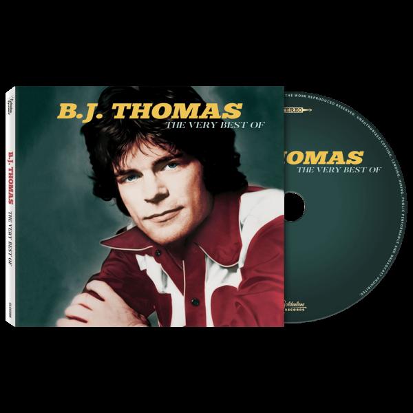 B.J. Thomas - The Very Best Of (CD)