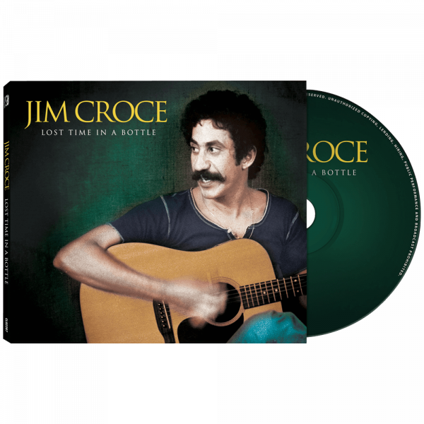 Jim Croce - Lost Time In A Bottle (CD)