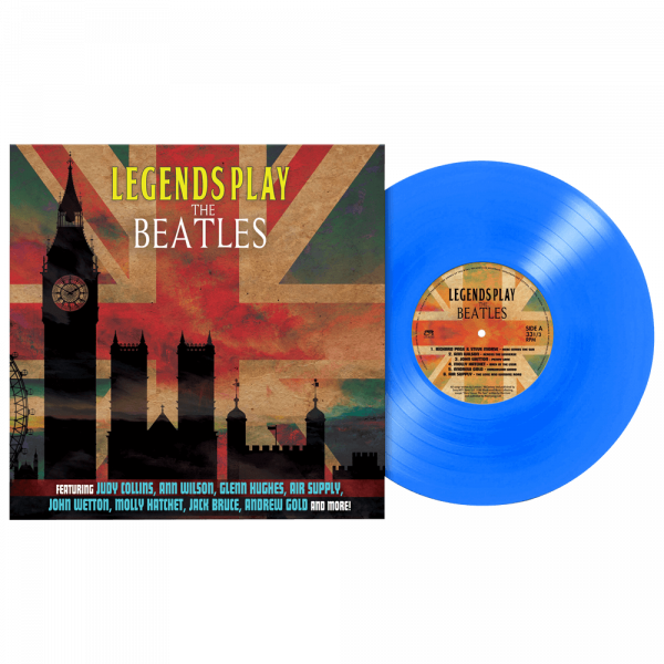Legends Play The Beatles (Limited Edition Colored Vinyl)