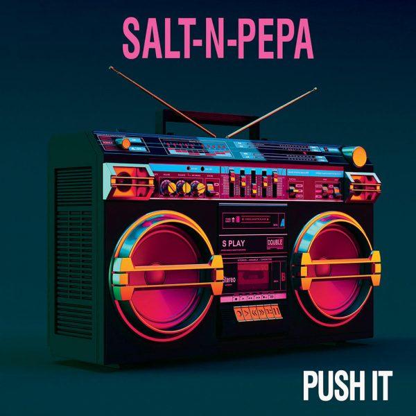 Salt-N-Pepa - Push It (Limited Edition Splatter Vinyl)