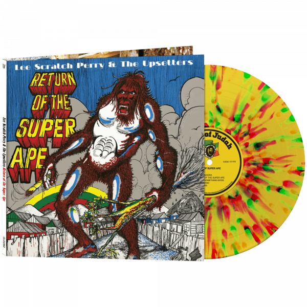 Lee Scratch Perry - Return of the Super Ape (Limited Edition Splatter Vinyl)