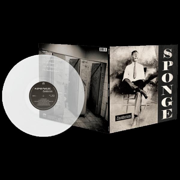 Sponge - Lavatorium (Limited Edition Clear Vinyl)