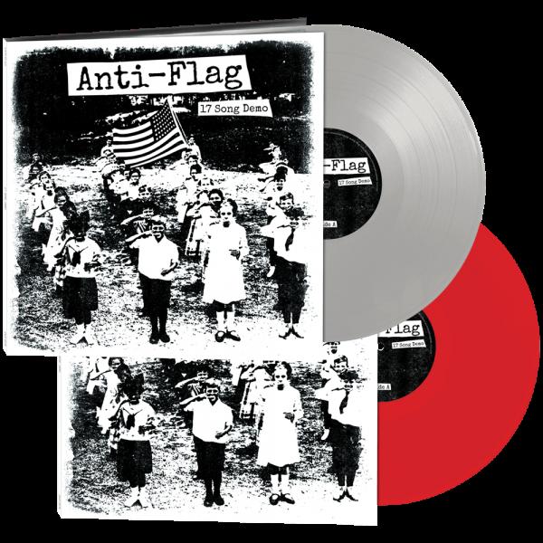 Anti-Flag - 17 Song Demo
