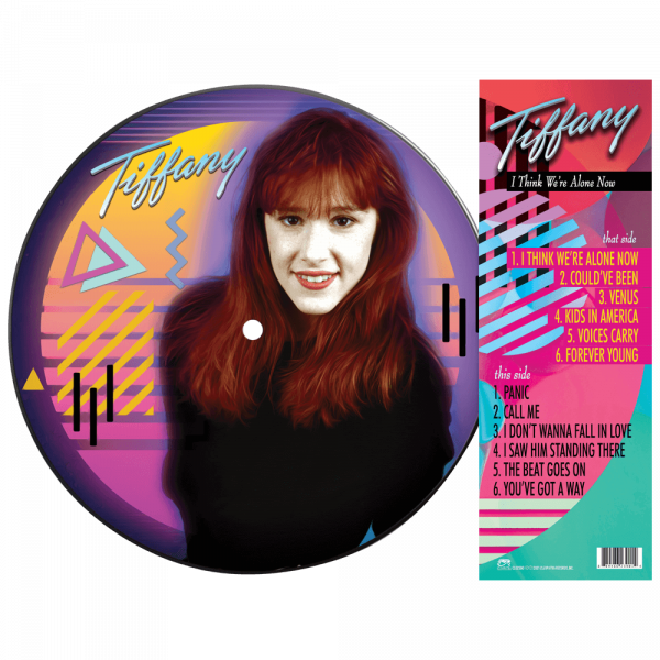 Tiffany - I Think We're Alone Now (Limited Edition Picture Disc Vinyl)