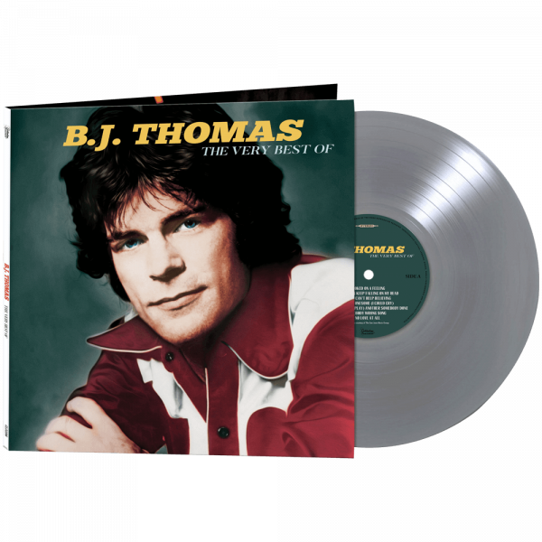 B.J. Thomas - The Very Best Of (Limited Edition Silver Vinyl)