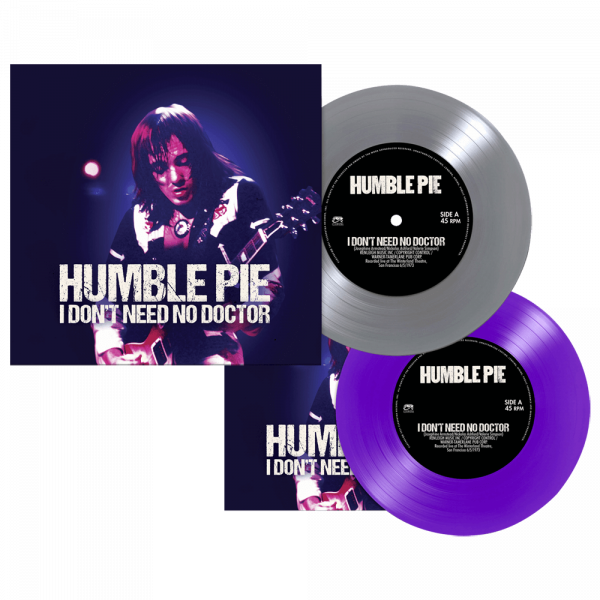 """Humble Pie - I Don't Need No Doctor (Limited Edition Colored 7"""" Vinyl)"""