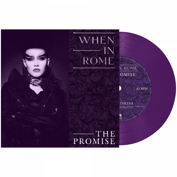 """When In Rome - The Promise (Limited Edition 7"""" Purple Vinyl)"""