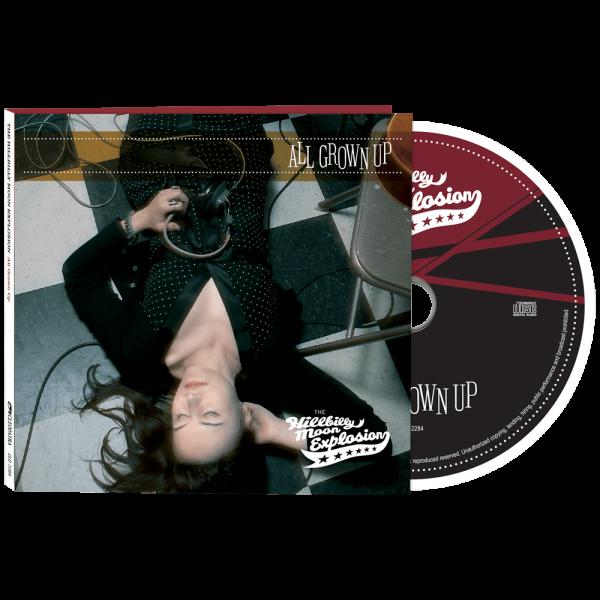 The Hillbilly Moon Explosion - All Grown Up (CD)
