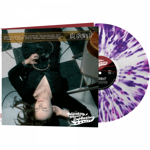 The Hillbilly Moon Explosion - All Grown Up (Limited Edition Splatter Vinyl)