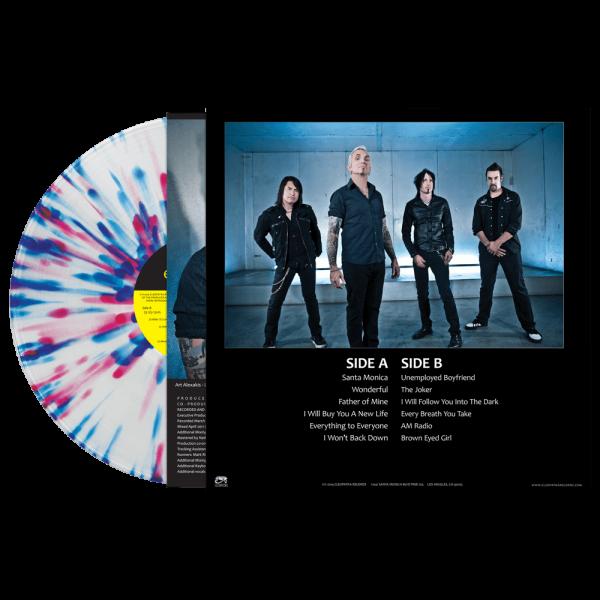 Everclear - The Very Best Of (Red & Blue Splatter Vinyl)