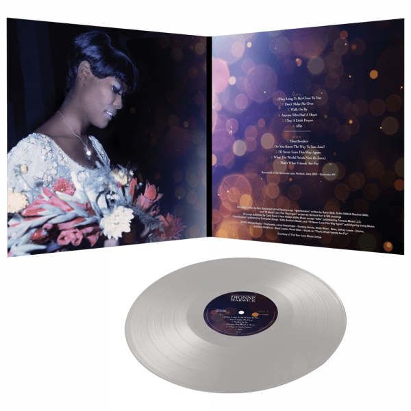 A Special Evening With Dionne Warwick (Limited Edition Silver Vinyl)