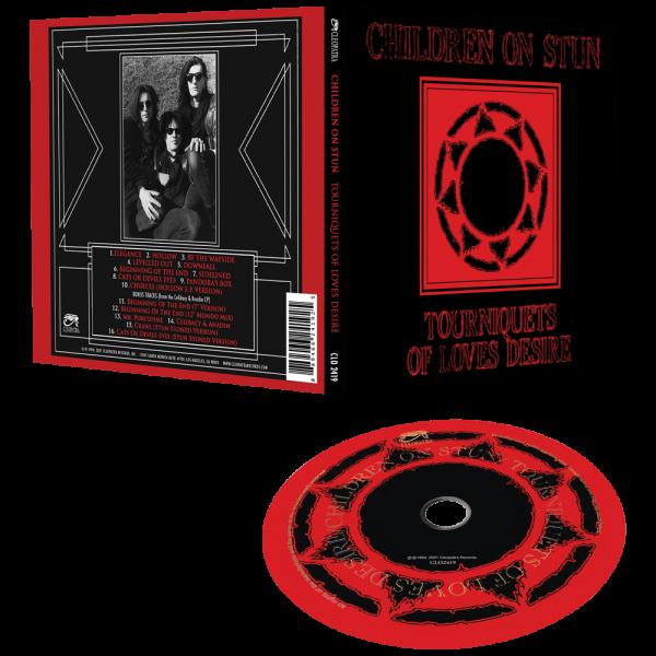 Children On Stun - Tourniquets Of Love's Desire (CD)