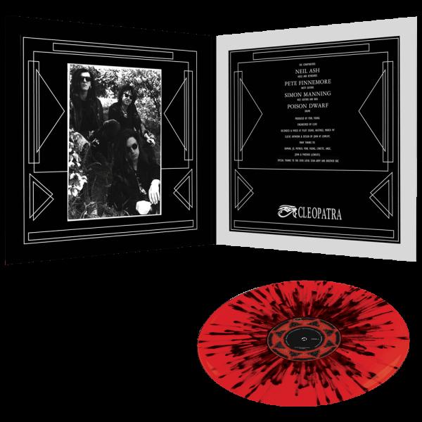 Children On Stun - Tourniquets Of Love's Desire (Limited Edition Red Splatter Vinyl)