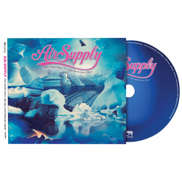 Air Supply - One Night Only - The 30th Anniversary Show (CD)
