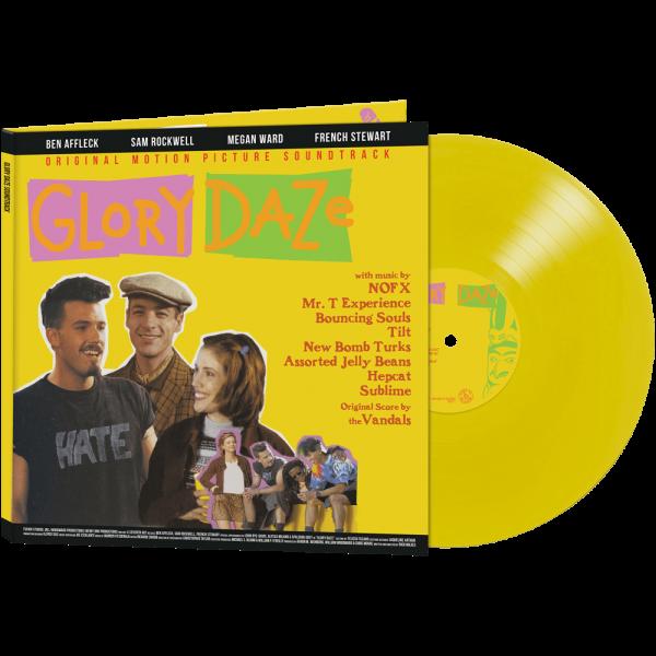 Glory Daze - Original Motion Picture Soundtrack (Limited Edition Colored Vinyl)