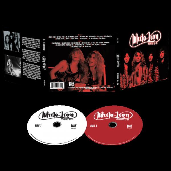 White Lion - Anthology '83-'89 (CD)