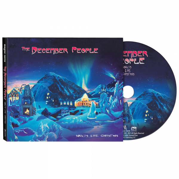 The December People - Sounds Like Christmas (CD)