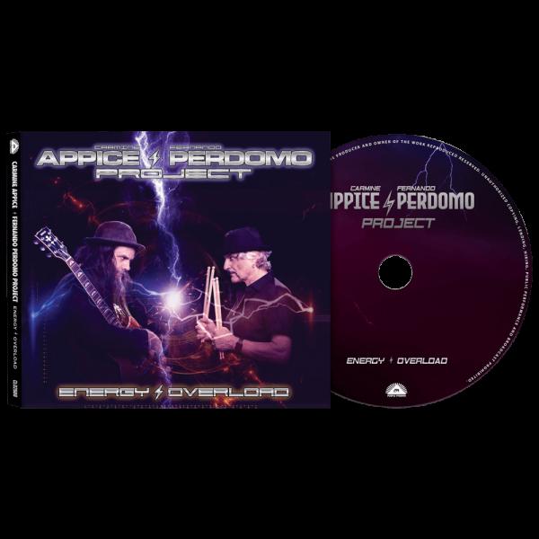 Carmine Appice & Feernando Perdomo - Energy Overload