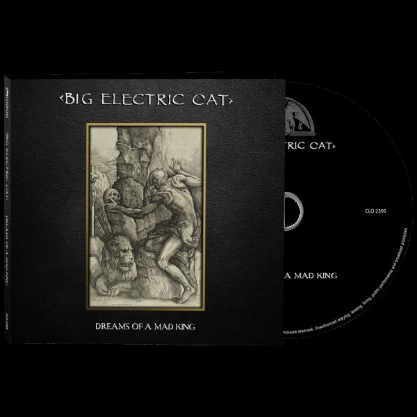 Big Electric Cat - Dreams of a Mad King (CD)