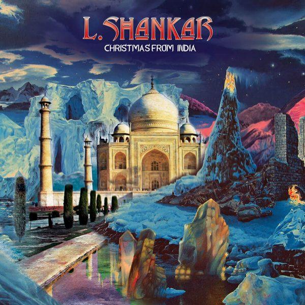 L. Shankar - Christmas From India (CD)