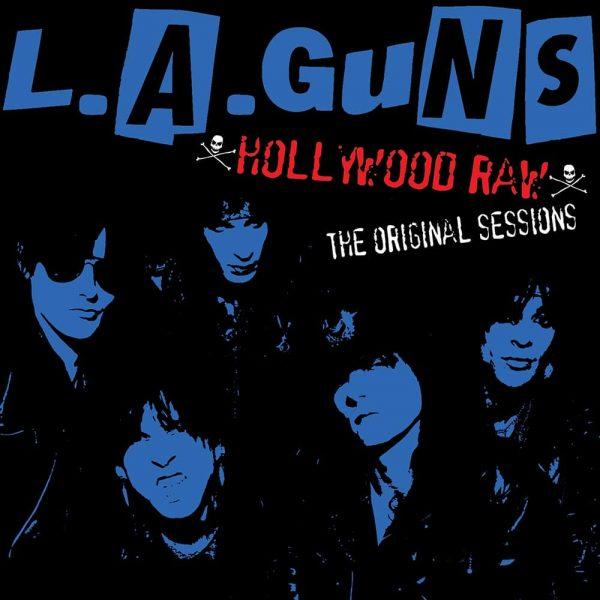 L.A. Guns - Hollywood Raw - The Original Songs (CD + DVD)