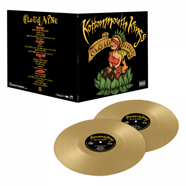 Kottonmouth Kings - Cloud Nine (Limited Edition Gold Vinyl)
