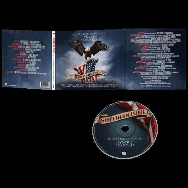 Southern Pride - An All-Star Tribute to Lynyrd Skynyrd (CD)