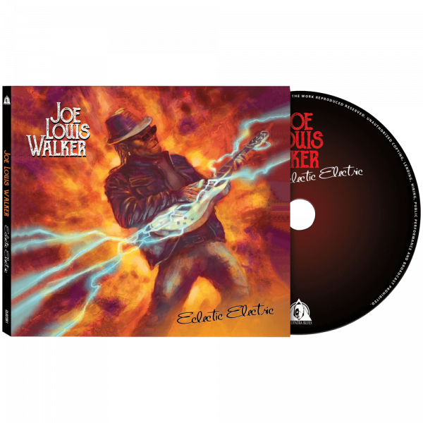 Joe Louis Walker - Electric Electric (CD)