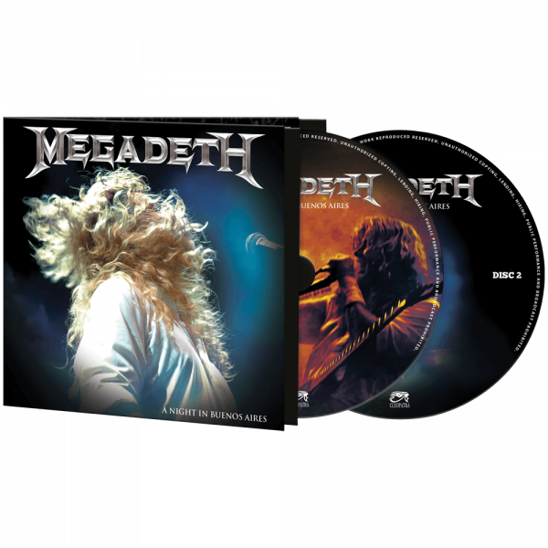 Megadeth - A Night in Buenos Aires (CD)
