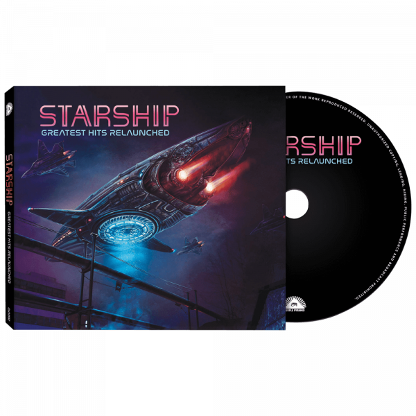 Starship - Greatest Hits Relaunched (CD)