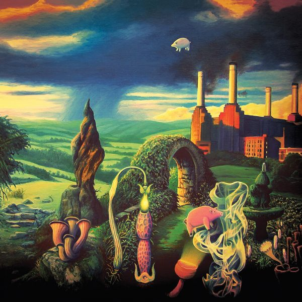 Animals Reimagined - A Tribute to Pink Floyd (CD)