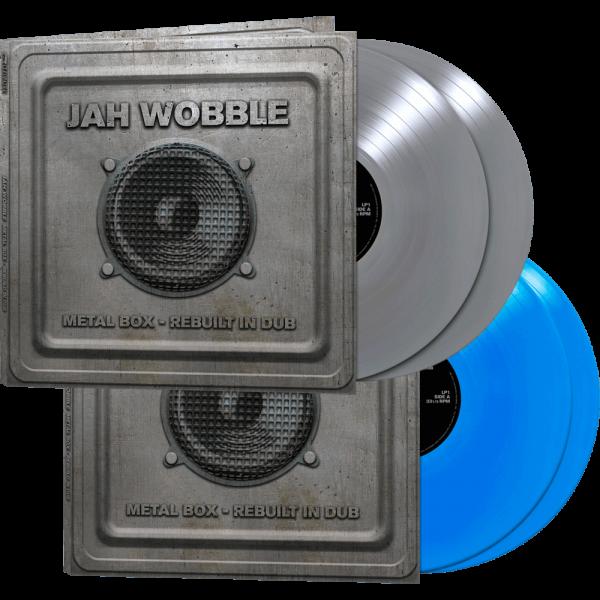 Jah Wobble - Metal Box - Rebuilt in Dub (Limited Edition Colored Vinyl)